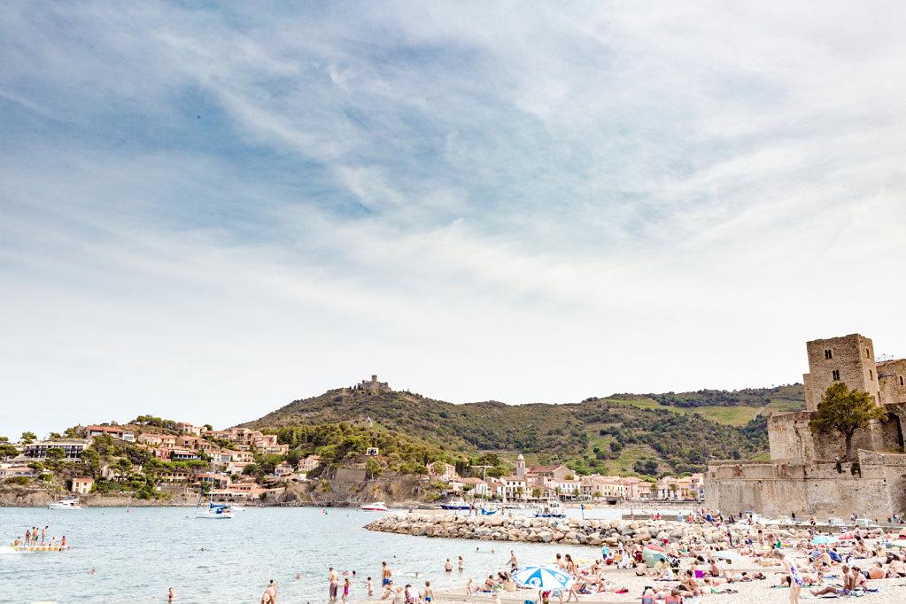 Royal Castel of Collioure (France)