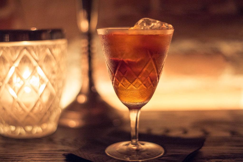 Hortense Cocktail Bar / Belgium