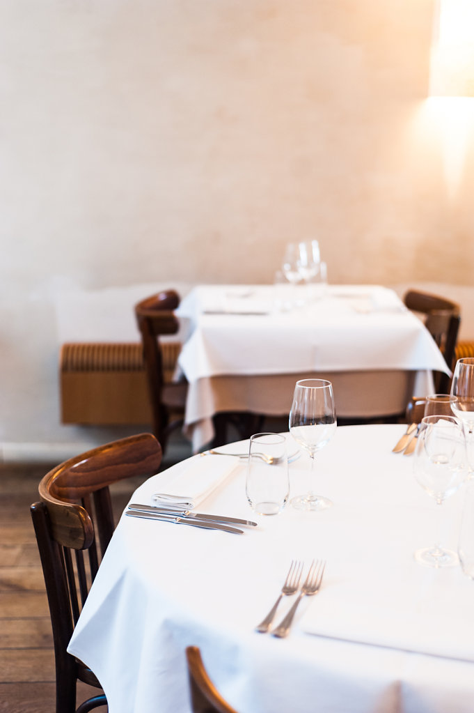 Notos Restaurant / Belgium