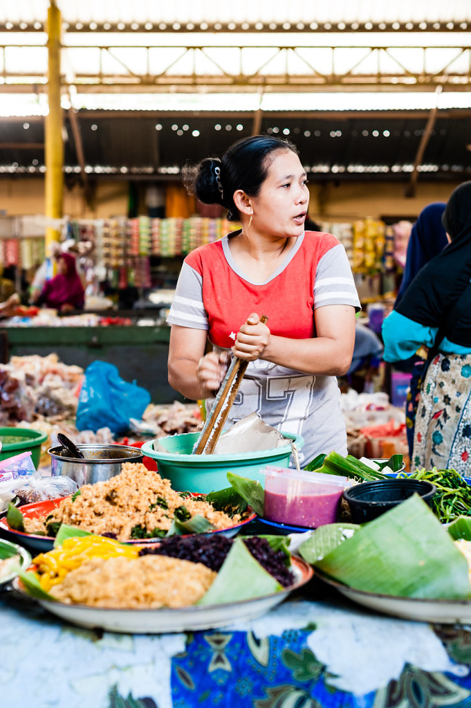 Market Food / Indonesia