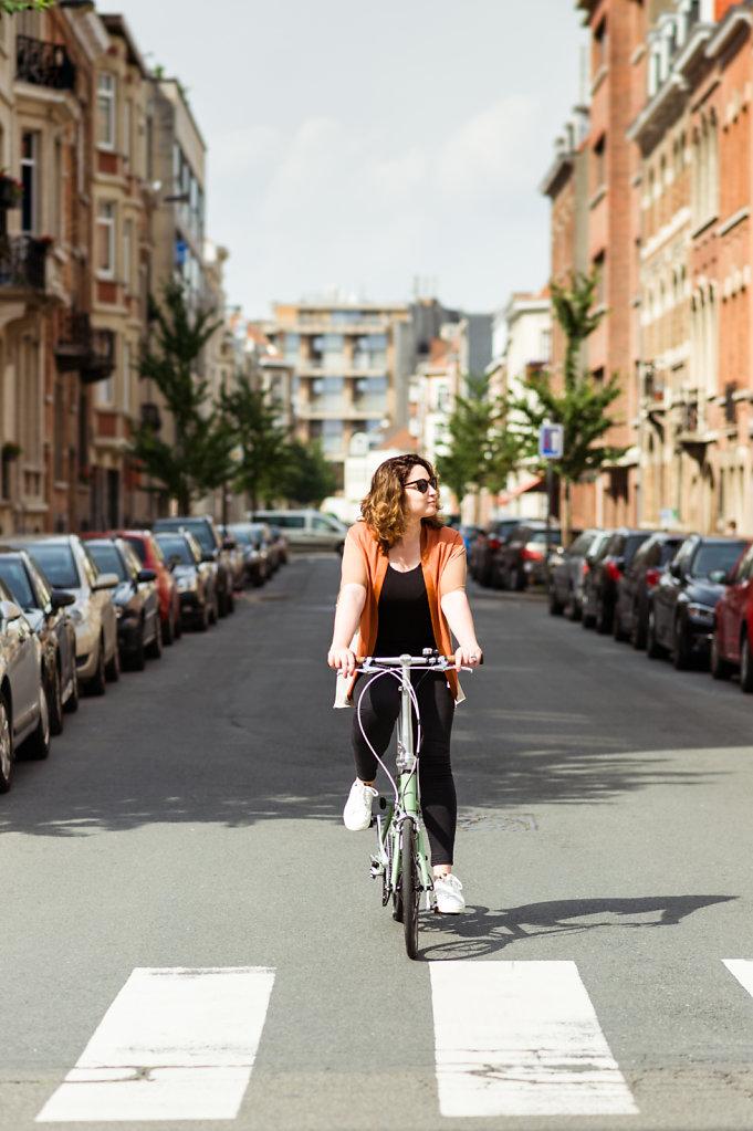 Ahooga Hybrid Bike Brand / Belgium