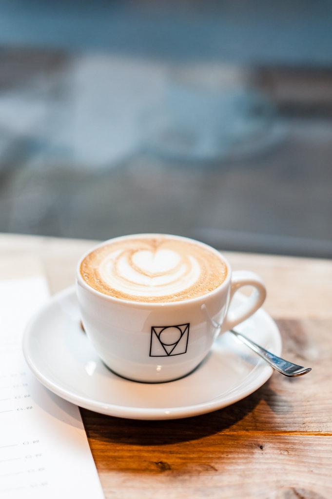 Mok Cafe Brand / Belgium