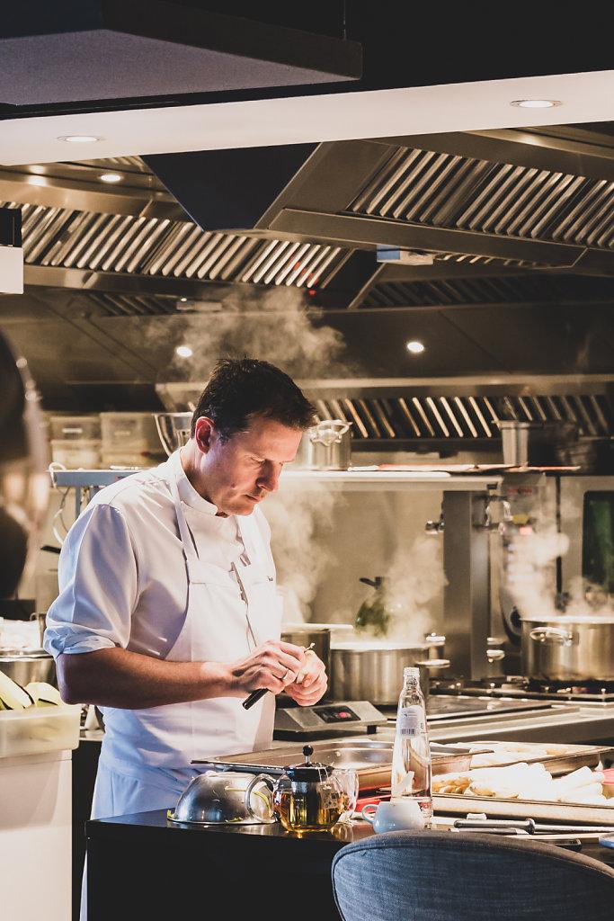 Chef Christophe Hardiquest (Brussels - Belgium)
