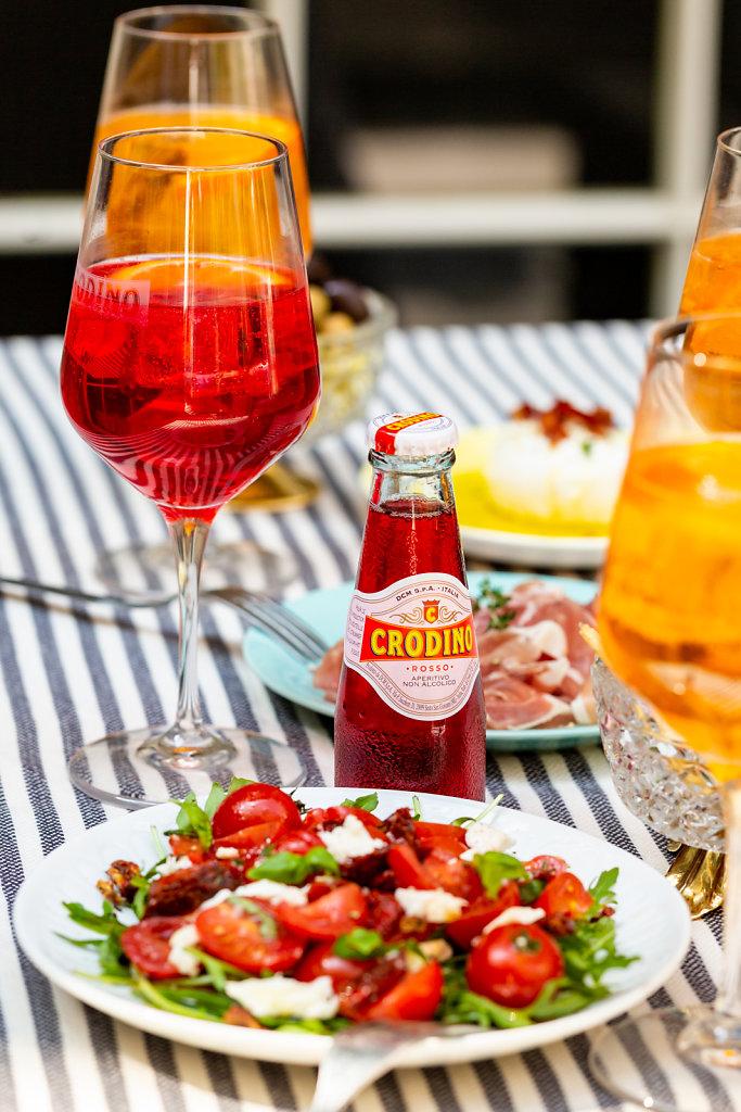 Crodino Brand / Campari Group / Belgium