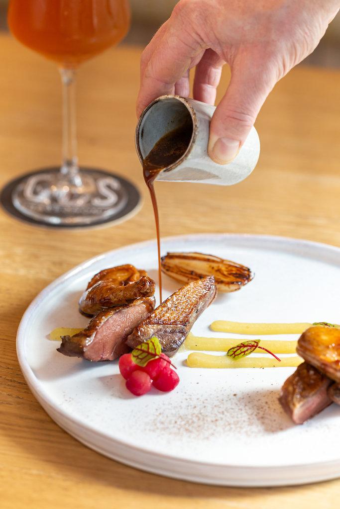 GUS Restaurant / Belgium