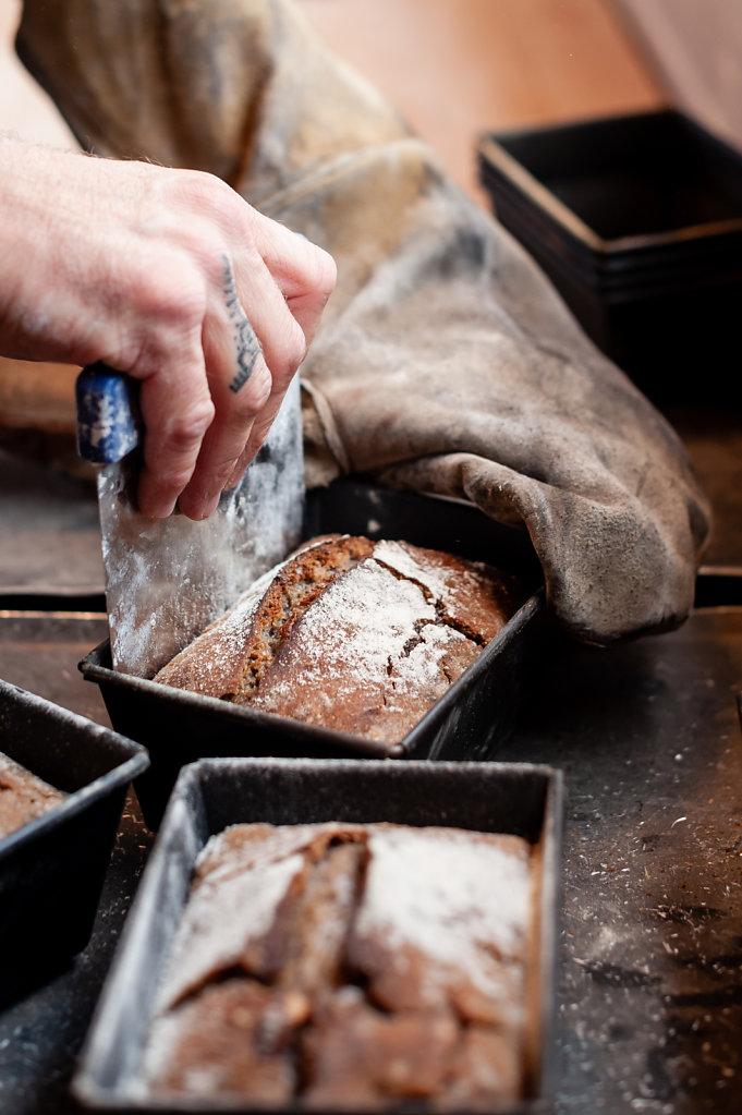 Pain Dans La Gueule Bakery / Belgium