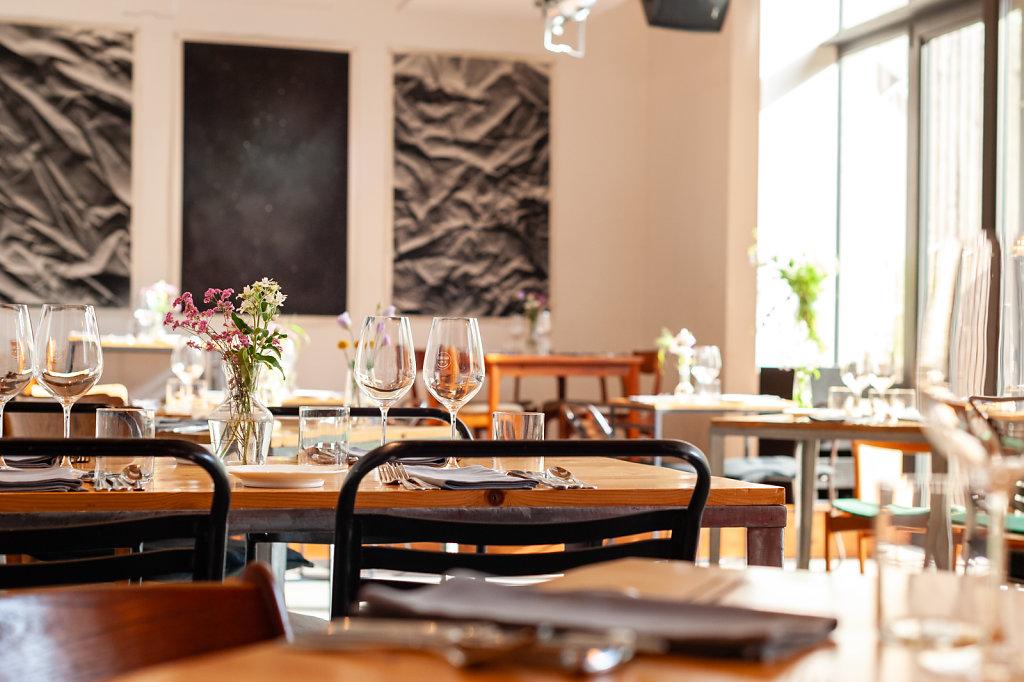 Racines Restaurant / Belgium