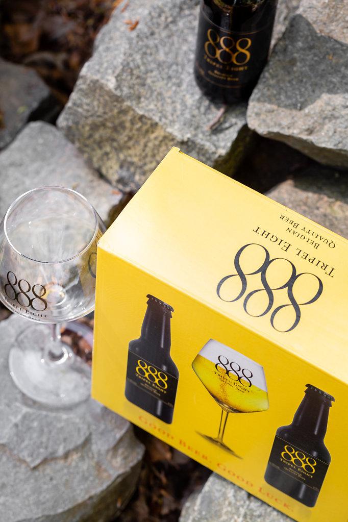 888 Triple Eight - Beer